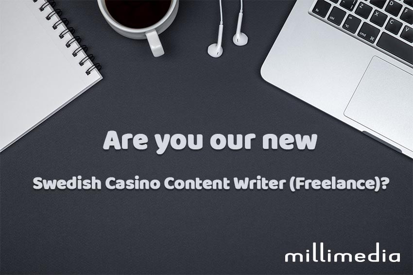 Swedish Casino Content Writer (Freelance)